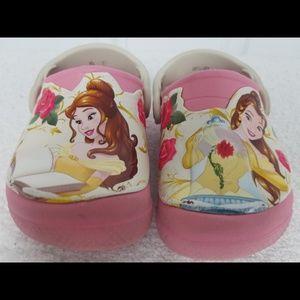 Crocs Disney Princess Belle Beauty and the Beast